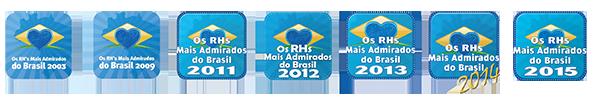 Os Rhs mais admirados do Brasil - Hermine Luiza Schreiner